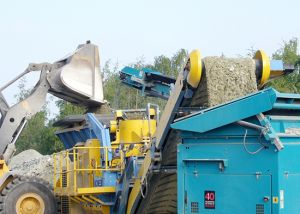 Vertical shaft impact (VSI) crushers in glass recycling - photo 2