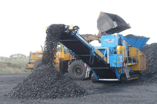 roller crusher for sale