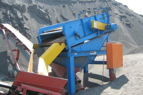 Mobile Vibrating Screen | Metso Screens | Vibrating Screen