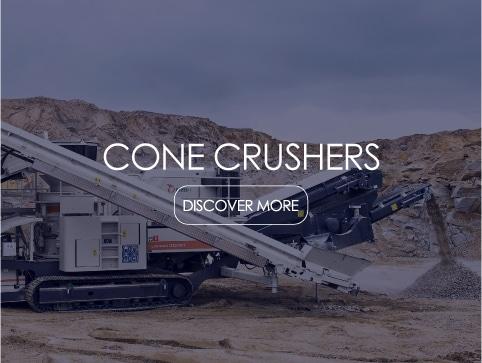 cone, crushers, cone crusher