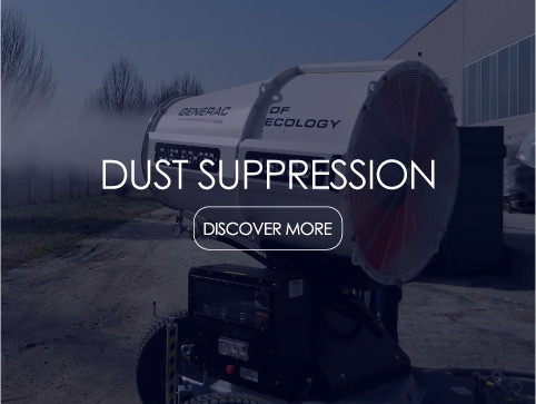 dust extractor, dust collector, dust suppression