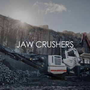 Jaw Crushers