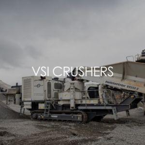 VSI Crushers