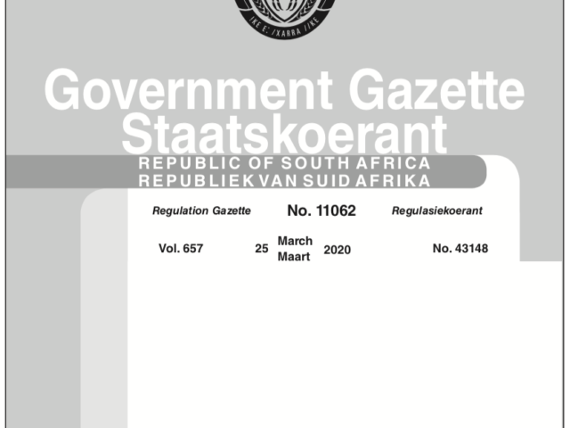 government-gazet